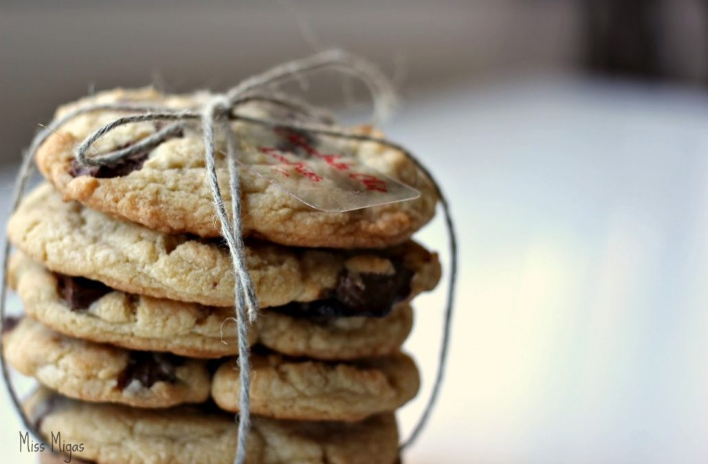 Prueba y error: las chocolate chip cookies perfectas.