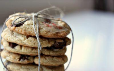 Prueba y error: las chocolate chip cookies perfectas.